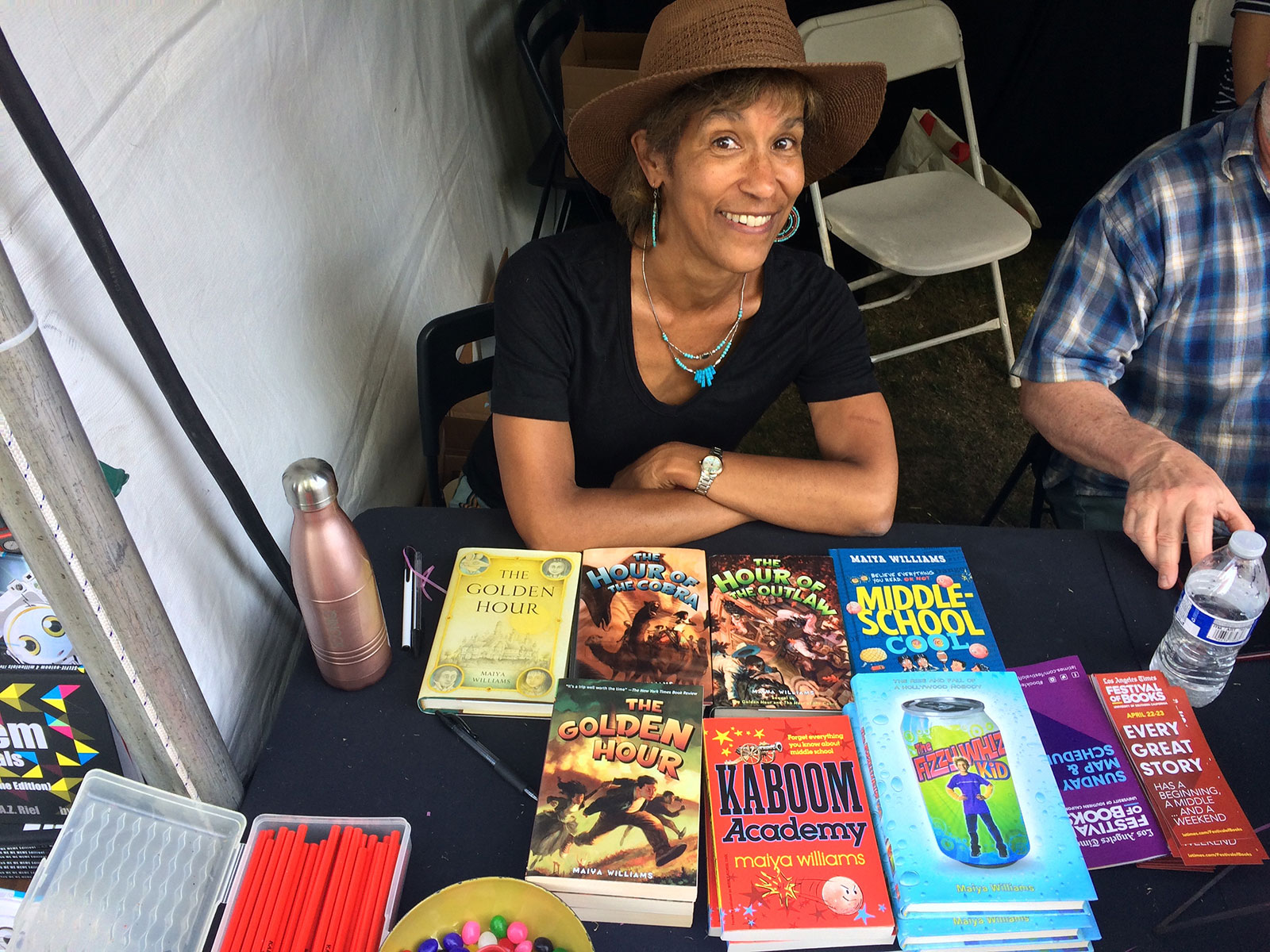 Maiya Williams - LA Festival of Books