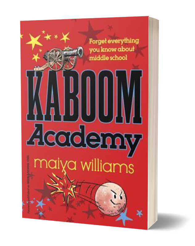 Kaboom Academy by Maiya Williams